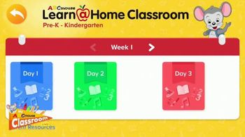 ABCmouse.com TV Spot, 'Classroom Instruction at Home' - Thumbnail 9