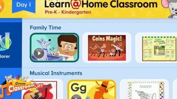 ABCmouse.com TV Spot, 'Classroom Instruction at Home' - Thumbnail 7