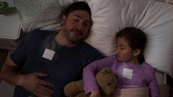 Vicks Vapopatch TV Spot, 'Hora de dormir' [Spanish] - Thumbnail 6