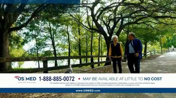United States Medical Supply TV Spot, 'Continuous Glucose Monitor At Little to No Cost'