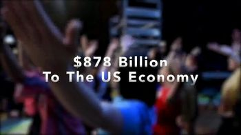 Stand for the Arts TV Spot, 'Ovation: Arts and the Economy' - Thumbnail 2