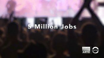Stand for the Arts TV Spot, 'Ovation: Arts and the Economy' - Thumbnail 4