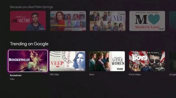 Welcome to Google TV thumbnail