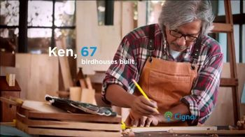 Cigna Medicare Advantage TV Spot, \'A Whole Person: Ken\'
