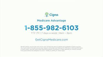 Cigna Medicare Advantage Plan TV Spot, 'A Whole Person: Eve' - Thumbnail 7