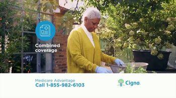 Cigna Medicare Advantage Plan TV Spot, 'A Whole Person: Eve' - Thumbnail 4