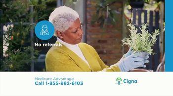 Cigna Medicare Advantage Plan TV Spot, 'A Whole Person: Eve' - Thumbnail 5