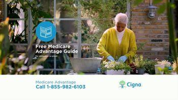 Cigna Medicare Advantage Plan TV Spot, 'A Whole Person: Eve' - Thumbnail 6