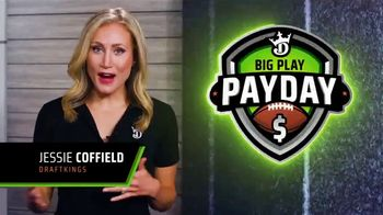 DraftKings Big Play Payday TV Spot, 'Den vs. NYJ' - 1 commercial airings