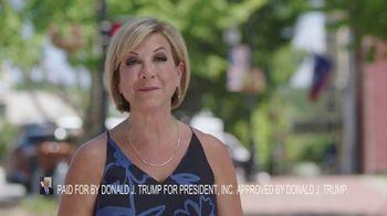 Donald J. Trump for President TV Spot, 'Kiss the Economy Goodbye' - Thumbnail 9