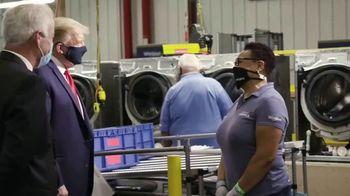 Donald J. Trump for President TV Spot, 'Kiss the Economy Goodbye' - Thumbnail 8