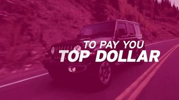 AutoNation TV Spot, 'Thank You: Top Dollar' Song by Andy Grammer - Thumbnail 4