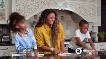 WW TV Spot, 'Time Is Now: Triple Play: Cookbook' Featuring Ciara