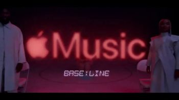 Apple Music TV Spot, 'BASE:LINE' Song by Tobe Nwigwe, David Michael Wyatt - Thumbnail 9