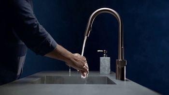U by Moen Smart Faucet TV Spot, 'World of Touch'