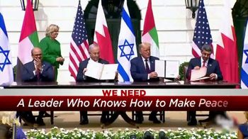 Republican Jewish Coalition TV Spot, 'Fights for Us' - Thumbnail 8