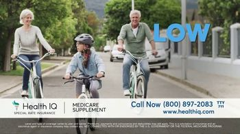 Health IQ TV Spot, 'The Only Company to Offer Special Rate Medicare Supplement Insurance' - Thumbnail 3