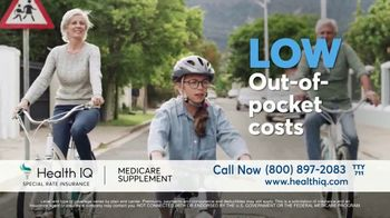 Health IQ TV Spot, 'The Only Company to Offer Special Rate Medicare Supplement Insurance'