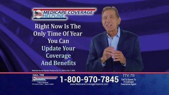 Medicare Coverage Helpline TV Spot, 'Don't Miss the Deadline: COVID' Featuring Joe Namath - Thumbnail 2