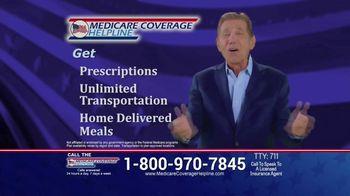Medicare Coverage Helpline TV Spot, 'Don't Miss the Deadline: COVID' Featuring Joe Namath - Thumbnail 4
