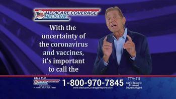 Medicare Coverage Helpline TV Spot, 'Don't Miss the Deadline: COVID' Featuring Joe Namath - Thumbnail 5