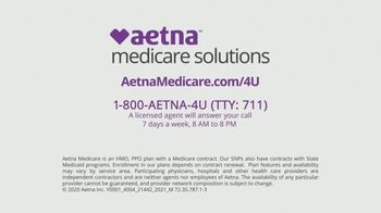 Aetna Medicare Solutions TV Spot, 'Aging Actively: $10 Gift Card' Featuring Dorothy Hamill - Thumbnail 10