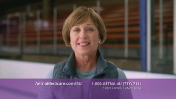 Aetna Medicare Solutions TV Spot, 'Aging Actively: $10 Gift Card' Featuring Dorothy Hamill