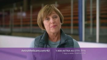 Aetna Medicare Solutions TV Spot, 'Aging Actively: $10 Gift Card' Featuring Dorothy Hamill - Thumbnail 5