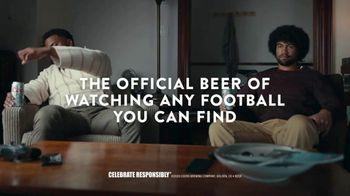 Coors Light TV Spot, 'Football or Football' - Thumbnail 8