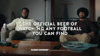 Coors Light TV Spot, 'Football or Football' - Thumbnail 9