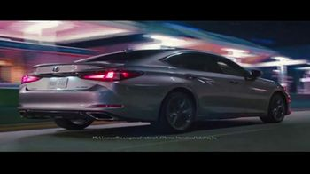 2019 Lexus ES TV Spot, \'First Date\' [T1]