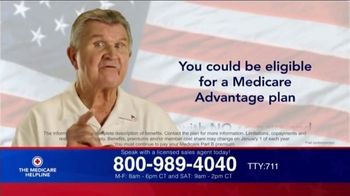 The Medicare Helpline TV Spot, 'Anyone on Medicare' Featuring Mike Ditka