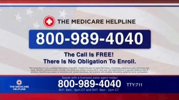 The Medicare Helpline TV Spot, 'Anyone on Medicare' Featuring Mike Ditka - Thumbnail 3