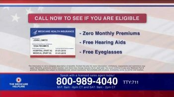 The Medicare Helpline TV Spot, 'Anyone on Medicare' Featuring Mike Ditka - Thumbnail 4