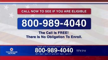 The Medicare Helpline TV Spot, 'Anyone on Medicare' Featuring Mike Ditka - Thumbnail 5