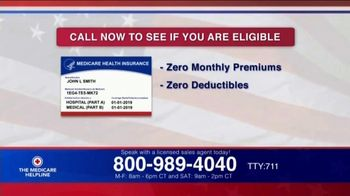 The Medicare Helpline TV Spot, 'Anyone on Medicare' Featuring Mike Ditka - Thumbnail 6