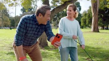 Consumer Cellular TV Spot, 'Dog Park: Talk, Text, Data $20+ a Month' - Thumbnail 2