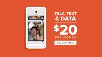Consumer Cellular TV Spot, 'Dog Park: Talk, Text, Data $20+ a Month' - Thumbnail 8