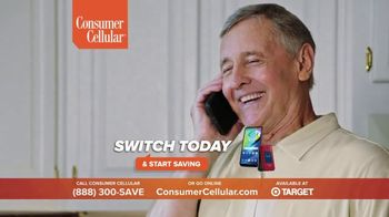 Consumer Cellular TV Spot, 'Folks: Couple' - Thumbnail 10