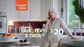 Consumer Cellular TV Spot, 'Folks: Couple' - Thumbnail 6
