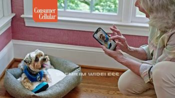 Consumer Cellular TV Spot, 'Folks: Couple' - Thumbnail 9