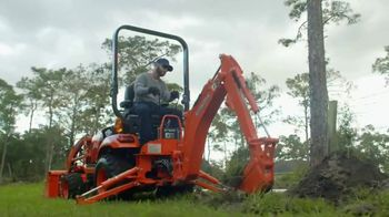 Kubota BX Series TV Spot, 'All These Projects' - 21 commercial airings