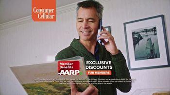 Consumer Cellular TV Spot, 'Premium Wireless' - Thumbnail 7