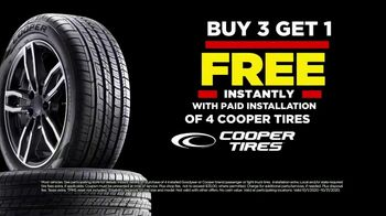 Midas TV Spot, 'Waiting to Explore: Buy Three Cooper Tires, Get One Free' - Thumbnail 9