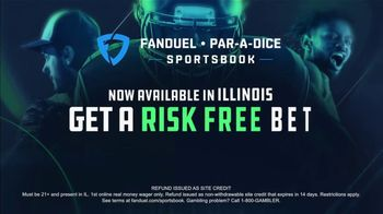 FanDuel Par-A-Dice Sportsbook TV Spot, 'More Is More: Illinois' - Thumbnail 5