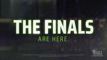 DraftKings Sportsbook TV Spot, '2020 NBA Finals: Triple Your Winnings'