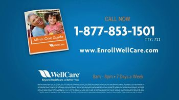 WellCare Medicare Advantage Plan TV Spot, 'More Essential Benefits' - Thumbnail 6
