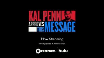 Hulu TV Spot, 'Kal Penn Approves This Message' - Thumbnail 8