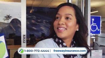 Freeway Insurance TV Spot, 'Todo mundo se cambia' [Spanish] - Thumbnail 2