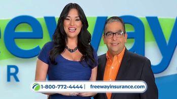 Freeway Insurance TV Spot, 'Todo mundo se cambia' [Spanish] - Thumbnail 6